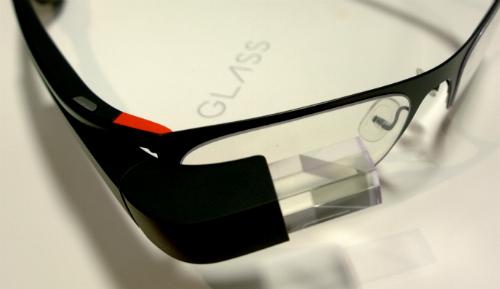 Googleglassの写真です